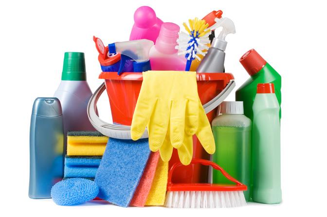 Como usar produtos de limpeza corretamente - Produtos Jandaia